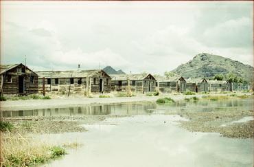 The Haunted Barracks